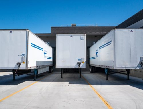 Wat is cross docking?
