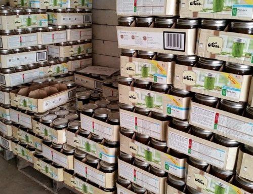 Wat zijn de regels bij een voorraad met bederfelijke levensmiddelen?